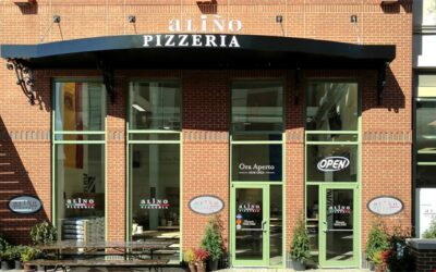 Alinos Pizzeria at the Mall of Georgia