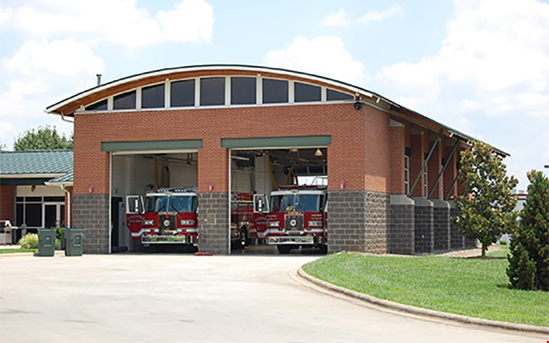 Mooresville Fire Station