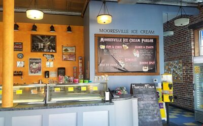 Mooresville Ice Cream Parlor