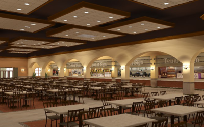 Tejon Outlets Food Court
